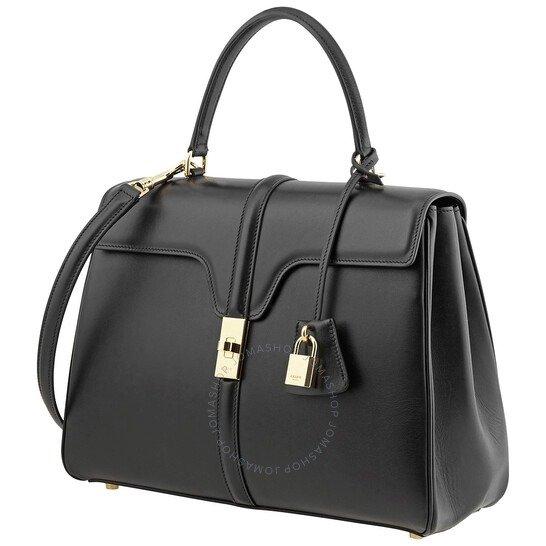 Medium 16 黑色手提包