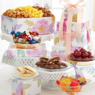 $39.99+FSThe Popcorn Factory Fancy Floral 5-Tier Tower