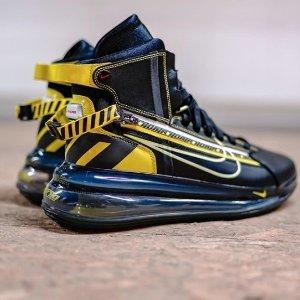 $200+包邮新品上市:Nike 发售Air Max 720 全明星纪念款运动鞋