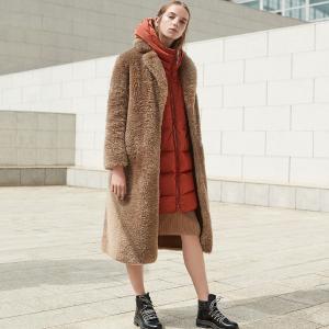 低至6折Max Mara 大衣、配饰等促销 入驼色大衣