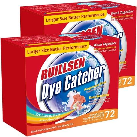 $38 一片仅$0.2RUILLSEN 防染色洗衣纸 真洗护神器