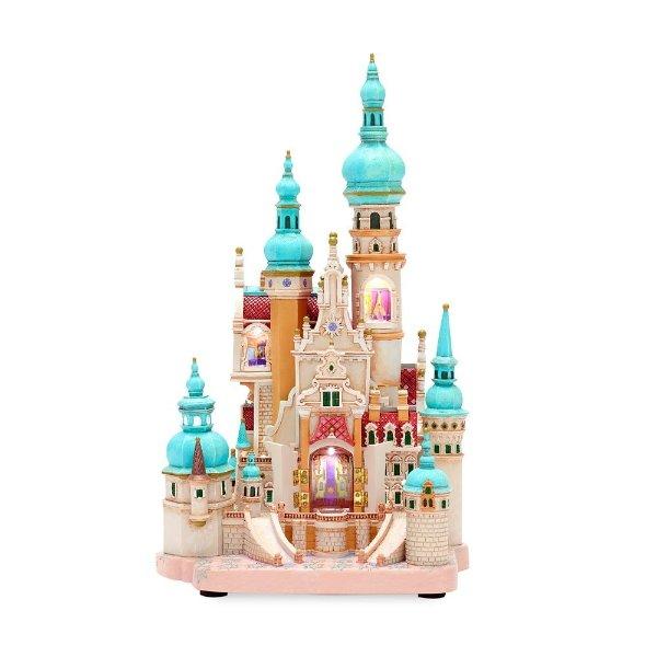 Rapunzel 可亮灯城堡