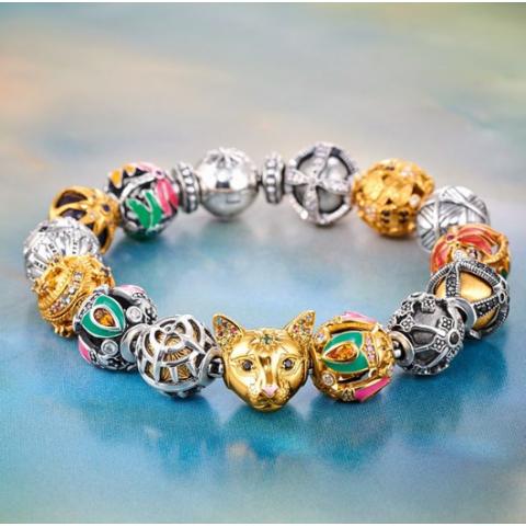 低至5折 £35入无限形戒指Thomas Sabo 来自德国的高颜小众首饰 收获你的少女心