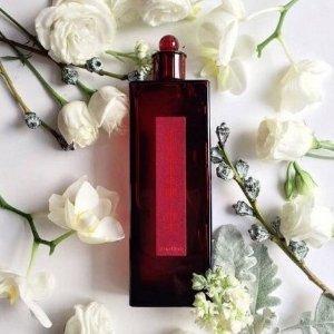 Choose your Skincare Bonus (up to $191 value)with $75 Eudermine Revitalizing Essence purchase @ Shiseido
