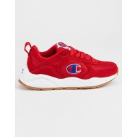 Champion 93Eighteen男童红色运动鞋