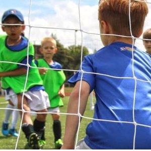 $50.15(原价$140)儿童足球训练课 8周课程 专业教练指导 喜欢足球的宝宝不能错过