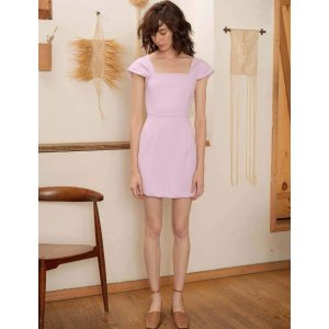 Paloma Pastel Dress