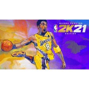 NBA 2K21 曼巴永恒