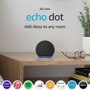 All-new Echo Dot (4代)