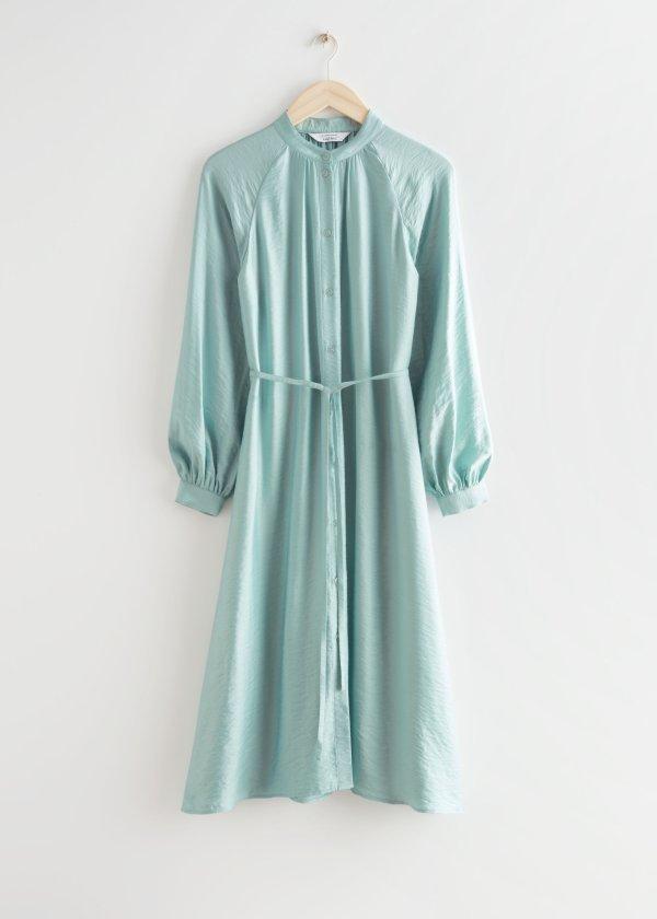 迷笛连衣裙