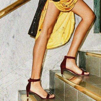 低至3折 杨紫同款粗跟靴$279SW 折扣区特卖 5050短靴$246 杨幂一字带$210