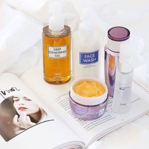 Free	 Lip Creamwith your $25+ purchase @ DHC Skincare