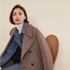 独家8折 针织衫低至€39最后一天:Arket 毛衣专场节日大促 快收秋冬简约温柔系列