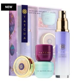 Skincare for Makeup Lovers Obento Box - Tatcha   Sephora