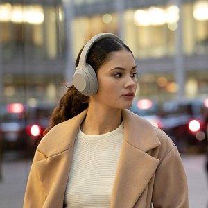 低至$369Sony WH-1000XM4 降噪耳机 双色可选