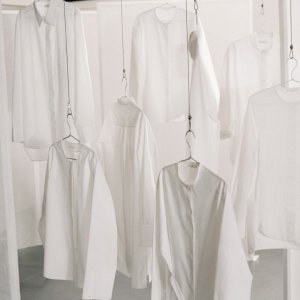 New CollectionOf White Shirts @ COS