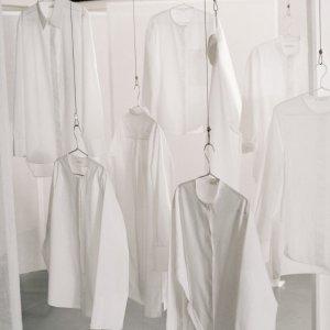 空灵简约 男女款都有COS官网 全新白衬衫系列发售 细节满满