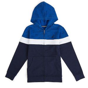 一律$19.99,原价 $39.5 - $49.5Nautica  多款儿童外套、卫衣、裤子等服饰特惠