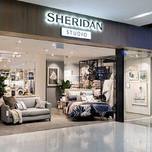 注册就有机会得$2000礼卡Sheridan 雪瑞丹家纺注册赢好礼活动