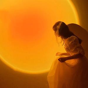 $25起 超级出片Amazon 网红日落灯、月球灯汇总 拍照氛围感神器