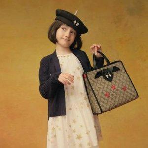 低至6折 €420收小草莓水桶包大童包包定价优势 Gucci、Fendi、BBR都在线 等你来pick