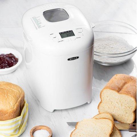 2-lb. Loaf Programmable Bread Maker