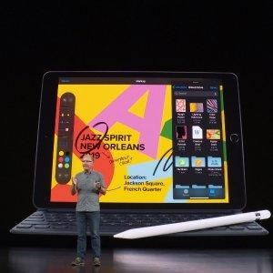 $429起第七代 全新10.2吋 iPad 发布,iPad OS同步应用,更大更强