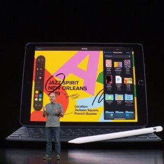 £349起第七代 全新10.2吋 iPad 发布,iPad OS 同步应用,更大更强