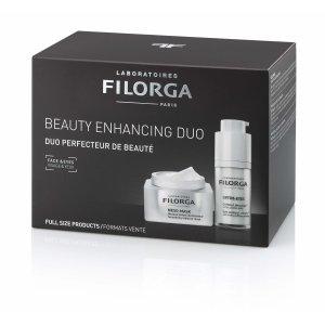 Filorga十全大补面膜+360雕塑眼霜