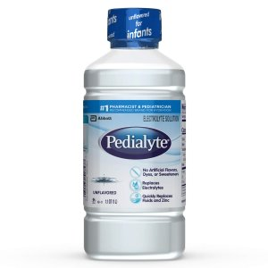 Amazon.com: Pedialyte Electrolyte Solution, Hydration Drink, Unflavored, 1 Liter: Prime Pantry