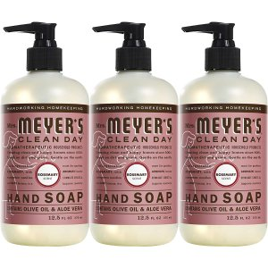 Mrs. Meyer´s Clean Day Hand Soap, 12.5 fl oz, 3 ct