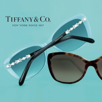 Tiffany & Co 精致洋气少女风墨镜 一定要入手的那一抹蓝