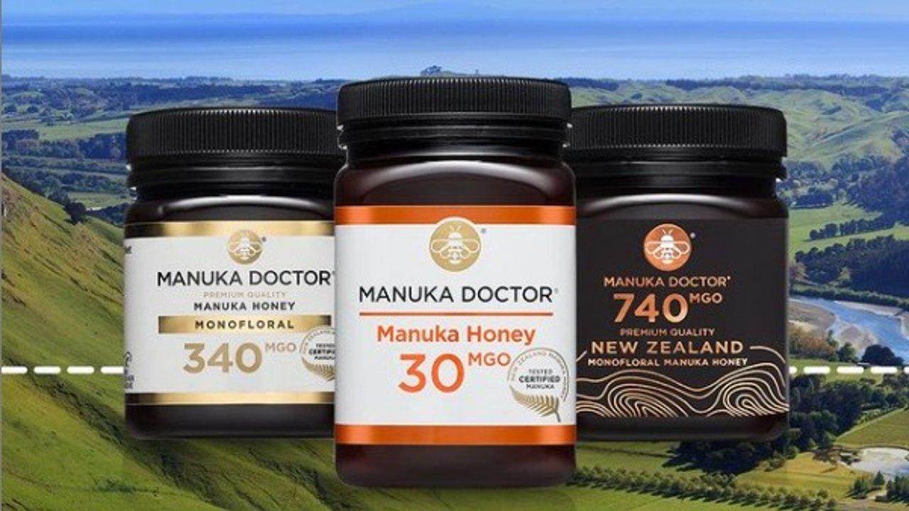 Manuka Doctor购买指南 | 麦卢卡蜂蜜怎么选?麦卢卡医生明星产品全测评