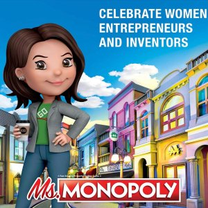 低至$4.97 收Ms.Monopoly 特别版