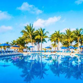 $65起 含住宿+餐饮+娱乐墨西哥科苏梅尔岛 4星级 Allegro 全包度假村