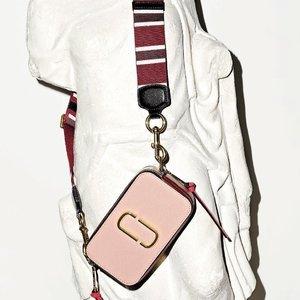 最高立享7.5折 街拍爆款相机包最后几小时:Marc Jacobs 精选美包热卖