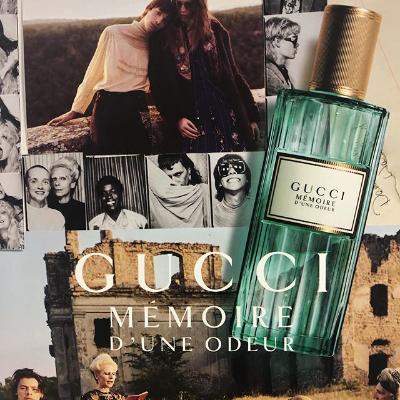 新品7.5折+满额送好礼Gucci 记忆味道香水上新 哈卷同款的夏日清新香味
