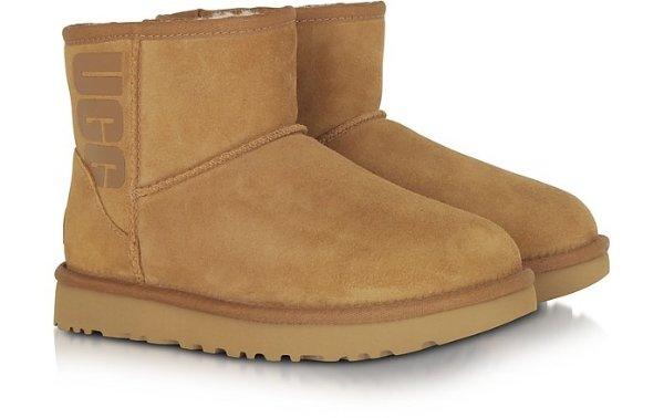 logo短靴