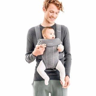 8折无税 新款上市更透气上新:BabyBjörn 婴儿背带促销 好莱坞妈妈信赖品牌