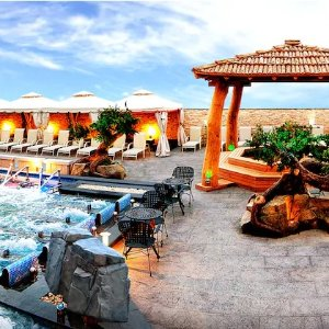 Spa Packages at Spa Castle Texas