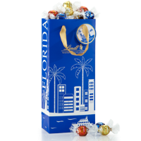 Lindt 松露巧克力佛罗里达礼包 自选口味75颗装