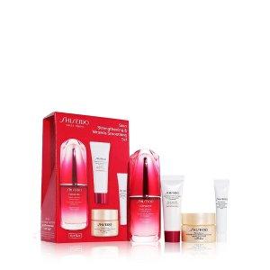 Shiseido红腰子套装