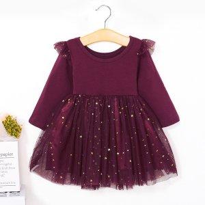 patpat儿童连衣裙