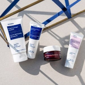 Limited Edition Passport to Greece Skincare Set