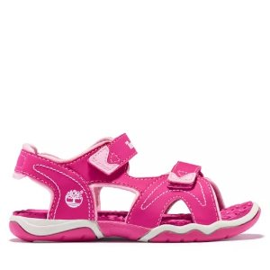 封面凉鞋$17.99+包邮Timberland官网 儿童鞋履低至4.4折+额外9折热卖