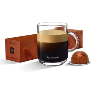 Hazelino Muffin   Hazelnut Flavor Coffee Pod   Nespresso