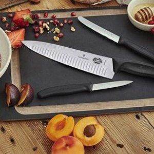 $7.99 切皮利器Victorinox 瑞士维氏 Cutlery 3.25寸削皮刀