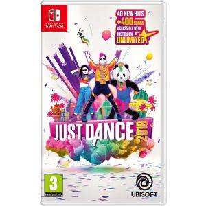 现价£22.99 原价£49.99Nintendo Just Dance 2019 游戏卡带闪促 聚会神曲