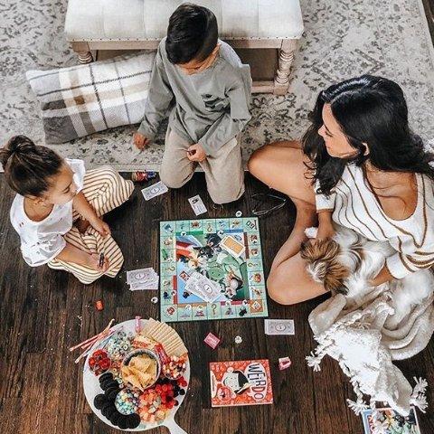 一件包邮 $7.95收大富翁棋Indigo 桌游拼图 解谜游戏 放下手机和电脑 家人朋友齐参与