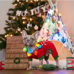 全场低至3.3折  $59收猫爬架黑五价:Aosom宠物用品热促 圣诞节也给毛孩子填一份礼物